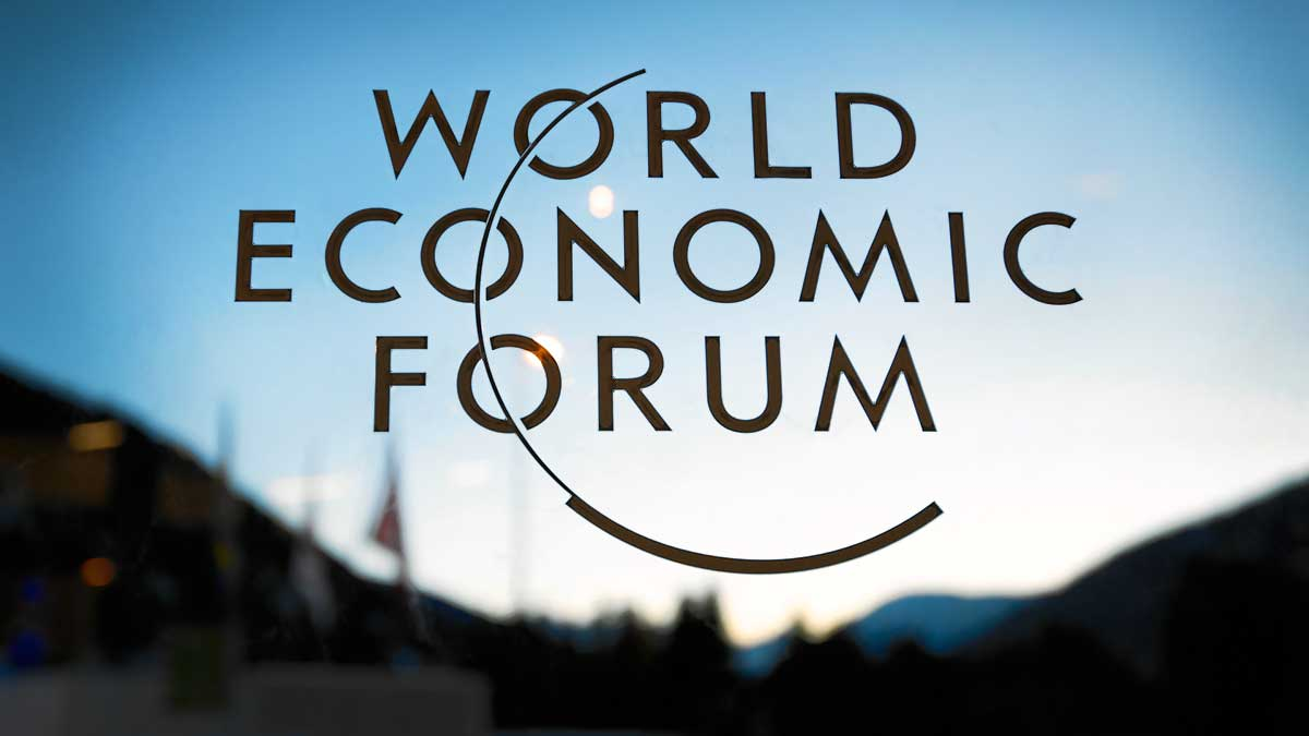 Image result for world economic forum davos logo